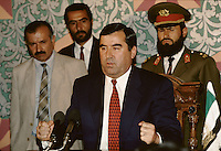 Tajikistan Politic war