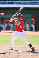 Garrett Weber, Fresno State Bulldogs.Photo by:  Bill Mitchell/Four Seam Images.