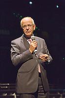 09-02-13, Tennis, Rotterdam, qualification ABNAMROWTT, Mr. Zalm, CEO of the ABNAMRO Bank