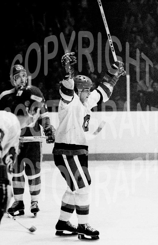 Yvan Joly Ottawa 67's. Photo Scott Grant