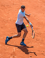 Paris, France, 27 May, 2018, Tennis, French Open, Roland Garros, Grigor Dimitrov (BUL)<br /> Photo: Henk Koster/tennisimages.com