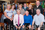 The launch of the Garry McMahon 10th. Annual Singing Weekend was held last Friday night in the Ramble Inn Abbeyfeale. The event will be held on the 19th, 20th &amp; 21st. October with singing sessions &amp; storytelling in both the Ramble Inn &amp; Leens Hotel. <br /> Members of the West Limerick Singing Club committee. <br /> Front: Owen McMahon PRO (Listowel), Mike Barrett, (Newcastlewest), Philip Enright Joint Treasurer (Abbeyfeale). <br /> Back: Doreen McEnery Abbeyfeale, Helen Murphy Templeglantine, Chris O&rsquo; Shea Secretary (Castlemaine), Tom&aacute;s McKenna Chairman( Currow), Mary O&rsquo; Connor Assistant Sec. (Tralee), Donie Lyons Joint Treasurer.(Glin).