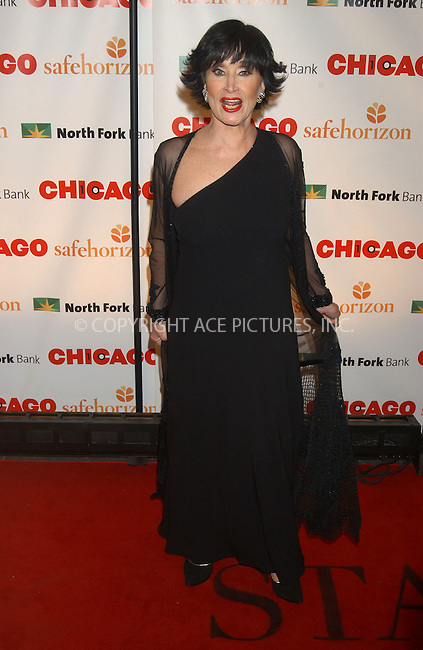 WWW.ACEPIXS.COM . . . . . ....November 14, 2006, New York City. ....Chita Rivera attends the Celebration of 'Chicago' The Musical's 10th Anniversary. ....Please byline: KRISTIN CALLAHAN - ACEPIXS.COM.. . . . . . ..Ace Pictures, Inc:  ..(212) 243-8787 or (646) 769 0430..e-mail: info@acepixs.com..web: http://www.acepixs.com