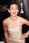 ANNALYNNE MCCORD. Red Carpet arrivals to the 35th Annual Gracie Awards Gala, presented by the Alliance For Women in Media Foundation at the Beverly Hilton Hotel. May 25, 2010. Beverly Hills, CA, USA.