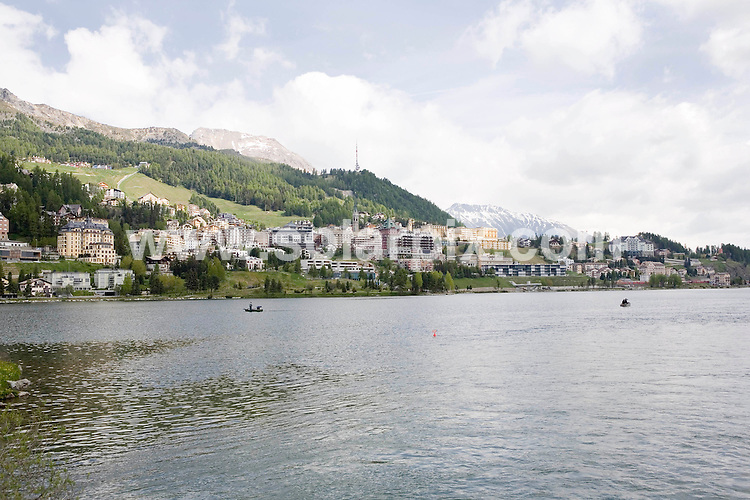 **ALL ROUND EXCLUSIVE PICTURES FROM SOLARPIX.COM**.**SYNDICATION RIGHTS FOR UK AND SPAIN ONLY**.Former German tennis star Boris Becker and his fiancee Lilly Kerssenberg (32) will marry in the Regina Pacis Chapel in the Swiss Alps on June 12.This pic:  St. Moritz and Lake St. Moritz. The couple will marry in the Regina Pacis chapel and celberate their wedding in Suvretta House.JOB REF:  9186     CPR        DATE: 08.06.09.**MUST CREDIT SOLARPIX.COM OR DOUBLE FEE WILL BE CHARGED**.**ONLINE USAGE FEE GBP 50.00 PER PICTURE - NOTIFICATION OF USAGE TO PHOTO @ SOLARPIX.COM**.**CALL SOLARPIX : +34 952 811 768 or LOW RATE FROM UK 0844 617 7637**