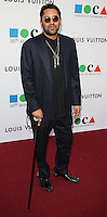 LOS ANGELES, CA, USA - MARCH 29: RETNA at the MOCA's 35th Anniversary Gala Presented By Louis Vuitton held at The Geffen Contemporary at MOCA on March 29, 2014 in Los Angeles, California, United States. (Photo by Celebrity Monitor)