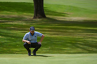 Tyrrell Hatton (ENG) looks over his putt on 11 during round 2 of the World Golf Championships, Mexico, Club De Golf Chapultepec, Mexico City, Mexico. 2/22/2019.<br /> Picture: Golffile | Ken Murray<br /> <br /> <br /> All photo usage must carry mandatory copyright credit (© Golffile | Ken Murray)