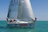 ESP 7302 ZAMORA - EL JALEO Juan Carlos de Ana Herrero FIRST 36.7 CV Zamora <br /> Salida de la 22 Ruta de la Sal 2009 Versi&oacute;n Este, Denia, Alicante, Espa&ntilde;a