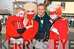 Taking part in the Listowel parade were  Olek Kwas, Kasia Gorzalczynska, Kaja Strzalkoowska & Susan Gotzalczynska.