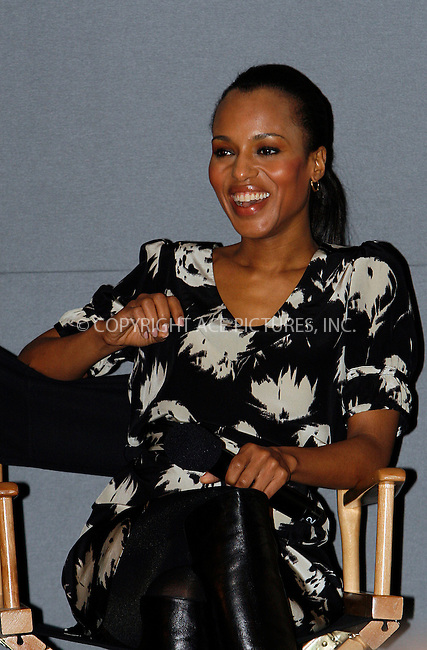 WWW.ACEPIXS.COM . . . . .  ....April 25 2010, New York City....Actress Kerry Washinton appeared at the Apple Store in Soho on April 25 2010 in New York City....Please byline: NANCY RIVERA- ACEPIXS.COM.... *** ***..Ace Pictures, Inc:  ..Tel: 646 769 0430..e-mail: info@acepixs.com..web: http://www.acepixs.com