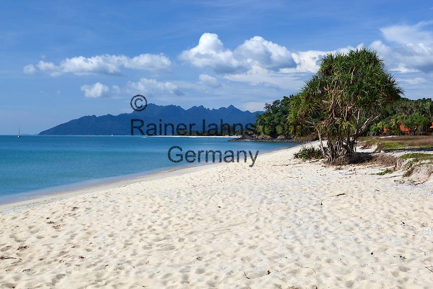 Malaysia, Pulau Langkawi, Pantai Tengah beach   Malaysia, Pulau Langkawi, Pantai Tengah beach
