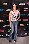 Maria Boto attends the photocall before the concert of colombian singer Juanes in Royal Theater in Madrid, Spain. July 23, 2015.<br />  (ALTERPHOTOS/BorjaB.Hojas)