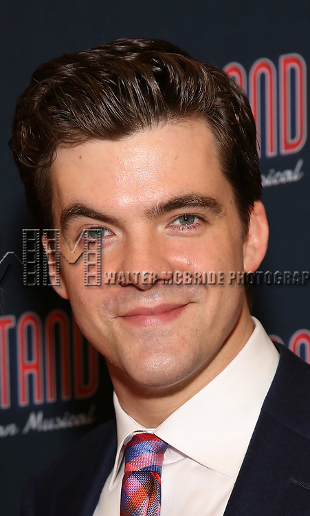 Jonathan Shew attends the Broadway Opening Night After Party of 'Bandstand' at the Edison Ballroom on 4/26/2017 in New York City.