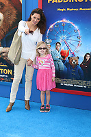 """LOS ANGELES - JAN 6:  Alex Menses, daughter at the """"Paddington 2"""" US Premiere at Village Theater on January 6, 2018 in Westwood, CA"""