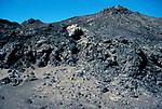 Sullivan Bay, Santiago, Galapagos Islands, 100+ year old Pahoehoe Lava, volcano,