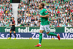 01.09.2019, wohninvest WESERSTADION, Bremen, GER, 1.FBL, Werder Bremen vs FC Augsburg<br /> <br /> DFL REGULATIONS PROHIBIT ANY USE OF PHOTOGRAPHS AS IMAGE SEQUENCES AND/OR QUASI-VIDEO.<br /> <br /> im Bild / picture shows<br /> Michael Lang (Neuzugang Werder Bremen #04), <br /> <br /> Foto © nordphoto / Ewert