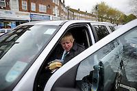Boris in Crodon 24-4-12
