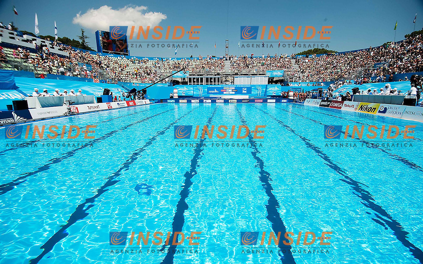 Roma 25th July 2009 - 13th Fina World Championships ..From 17th to 2nd August 2009..Sinchro Stadium in Roma 09..Team Free Final..photo: Roma2009.com/InsideFoto/SeaSee.com