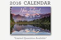 2016 New Zealand Calendars