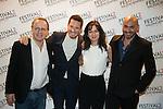 Festival Du cinema de Valenciennes - 19032014 - France -Francois Margolin, Jérémy Lorca, Maria Pitarresi, Farid Larbi