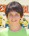 Zachary Gordon at theUniversal Pictures' World Premiere of Despicable Me held at the Los Angeles Film Festival at Nokia Live in Los Angeles, California on June 27,2010                                                                               © 2010 Debbie VanStory / Hollywood Press Agency