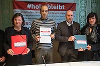 2017/01/12 Berlin | Landespolitik | Unterschriften für Dr. Andrej Holm