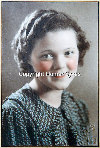 Helen Elsie Grimmitt - Sykes Hong Kong.  January 11 1938.