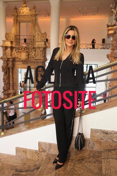 Fl&aacute;via Alessandra<br /> <br /> <br /> Reinaldo Louren&ccedil;o<br /> <br /> S&atilde;o Paulo Fashion Week- Ver&atilde;o 2016<br /> Abril/2015<br /> <br /> foto: Midori de Lucca/ Ag&ecirc;ncia Fotosite