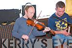 Nigel Grufferty and  Brian Kissane performing at the Kilgarvan Music Festival
