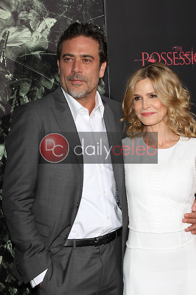 """Jeffrey Dean Morgan and Kyra Sedgwick<br /> at the """"The Possession"""" Los Angeles Premiere, Arclight, Hollywood, CA 08-28-12<br /> David Edwards/DailyCeleb.com 818-249-4998"""