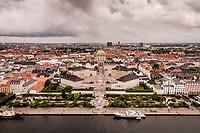 Operaen, Skuespilhuset og Amalienborg