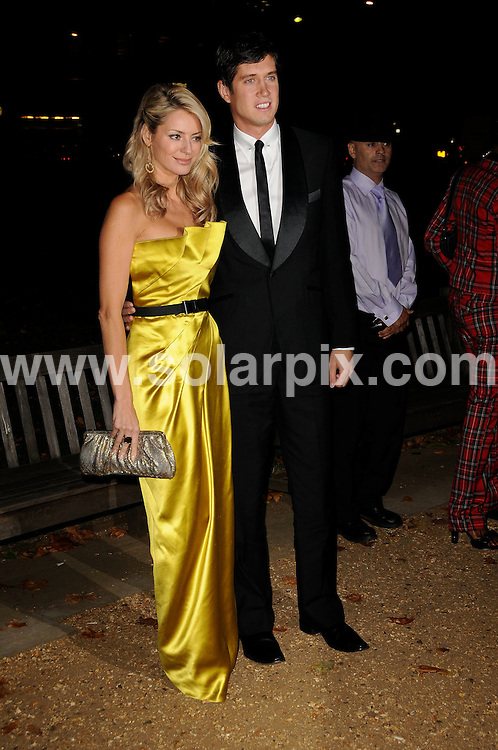 **ALL ROUND PICTURES FROM SOLARPIX.COM**.**WORLDWIDE SYNDICATION RIGHTS**.Guests arrive for the End Of Summer Ball, held at Berkeley Square, London, UK. 25th September 2008..This pic: Tess Daly and Vernon Kay..JOB REF: 7459 MSR    DATE: 25_09_2008.**MUST CREDIT SOLARPIX.COM OR DOUBLE FEE WILL BE CHARGED* *UNDER NO CIRCUMSTANCES IS THIS IMAGE TO BE REPRODUCED FOR ANY ONLINE EDITION WITHOUT PRIOR PERMISSION*