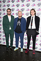 Alt J at the VO5 NME Awards 2018 at the Brixton Academy, London, UK. <br /> 14 February  2018<br /> Picture: Steve Vas/Featureflash/SilverHub 0208 004 5359 sales@silverhubmedia.com