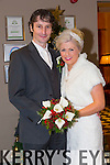 Marie O'Connor, Ballydesmond, daughter of Noel and kathleen O'Connor, and Don Murphy, Gneeveguilla, son of Mike and Mai Murphy, were married in St. Patricks Church Ballydesmond by Fr. McCarthy on Saturday 27th December 2014 with a reception at Ballyroe Heights Hotel