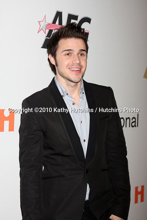 Kris Allen.arriving at the Clive Davis Pre-Grammy Party .Beverly Hilton Hotel.Beverly Hills, CA.January 30, 2010.©2010 Kathy Hutchins / Hutchins Photo....