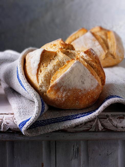 Artisan organic Pain Au Levain  loaf