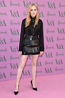 Ellie Bamber arriving for the Victoria and Albert Museum Summer Party 2018, London, UK. <br /> 20 June  2018<br /> Picture: Steve Vas/Featureflash/SilverHub 0208 004 5359 sales@silverhubmedia.com