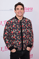 Max Evans at the &quot;I, Tonya&quot; premiere at the Curzon Mayfair, London, UK. <br /> 15 February  2018<br /> Picture: Steve Vas/Featureflash/SilverHub 0208 004 5359 sales@silverhubmedia.com