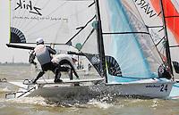 Delta Lloyd Regatta 2008 - 49'er