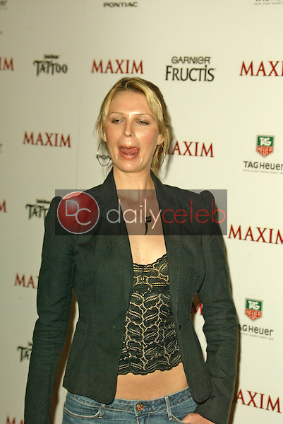 Sara Foster<br /> at the Maxim Magazine's Hot 100 Party, Montmartre Lounge, Hollywood, CA 05-12-05<br /> Jason Kirk/DailyCeleb.com 818-249-4998