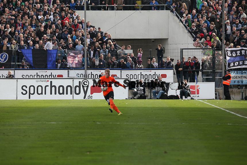 - FSV Frankfurt vs. SV Darmstadt 98, Frankfurter Volksbank Stadion