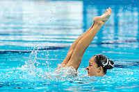 SUN Wenyan CHN<br /> Kazan Arena Synchro Sincro Solo Technical Final<br /> Day02 25/07/2015<br /> XVI FINA World Championships Aquatics Swimming<br /> Kazan Tatarstan RUS July 24 - Aug. 9 2015 <br /> Photo G.Scala/Deepbluemedia/Insidefoto