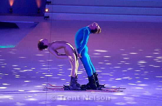 Closing Ceremonies, Moscow-Utah Youth Games, Luzhniki<br />