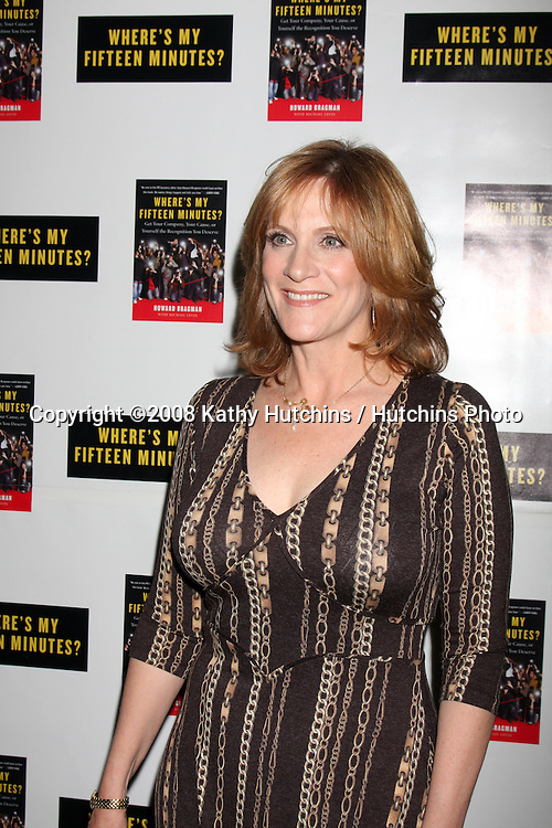"Carol Leifer.Howard Bragman's Book Party for ""Where's My Fifteen Minutes"" at the Chateau Marmont Hotel in West Los Angeles, CA on .January 14, 2009.©2008 Kathy Hutchins / Hutchins Photo..                ."