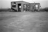 Ruins and camera gear, 1987.   &amp;#xA;<br />