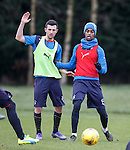 Jason Holt and Gedion Zelalem