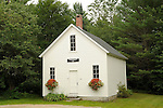 Lower Sunday River Schoolhouse 1895..