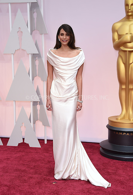WWW.ACEPIXS.COM<br /> <br /> February 22 2015, LA<br /> <br /> Genesis Rodriguez arriving at the 87th Annual Academy Awards at the Hollywood &amp; Highland Center on February 22, 2015 in Hollywood, California.<br /> <br /> By Line: Z15/ACE Pictures<br /> <br /> <br /> ACE Pictures, Inc.<br /> tel: 646 769 0430<br /> Email: info@acepixs.com<br /> www.acepixs.com