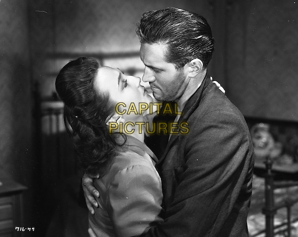 Googie Withers, John McCallum<br /> in It Always Rains on Sunday (1947) <br /> *Filmstill - Editorial Use Only*<br /> CAP/NFS<br /> Image supplied by Capital Pictures