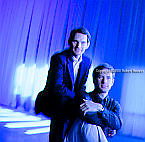 Joe Kennedy - Chief Executive Officer - E-loan and Chris Larsen - President - E-Loan: Executive portrait photographs by San Francisco - corporate and annual report - photographer Robert Houser.